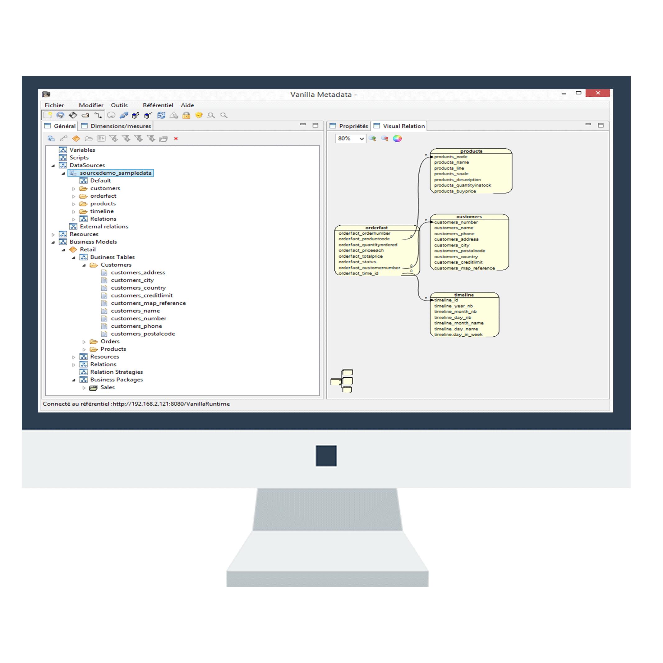 Vanilla Metadata