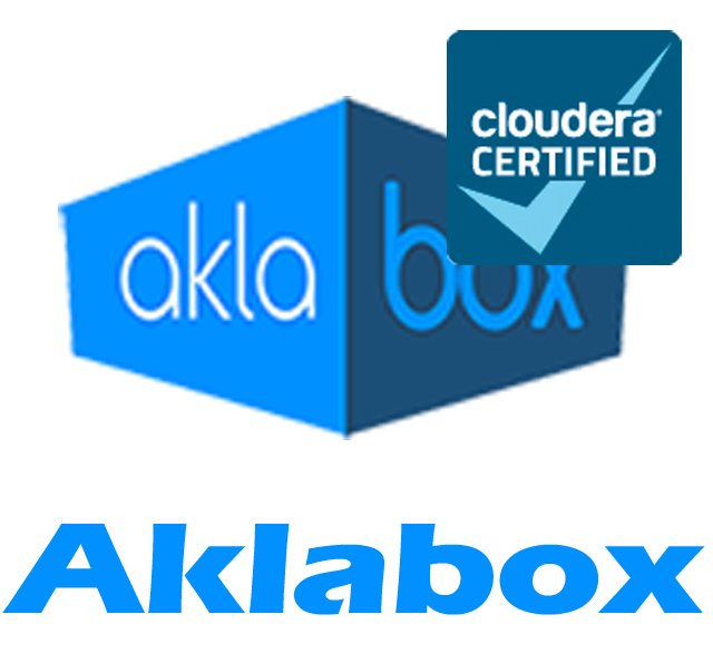 Aklabox Platform Cloudera CDH5 Certified